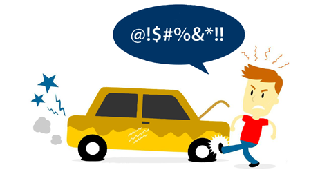 Flat Tire Here S How To Fix It Around The Bend Driving School